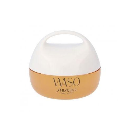 Shiseido waso clear mega krem do twarzy na dzień 50 ml dla kobiet