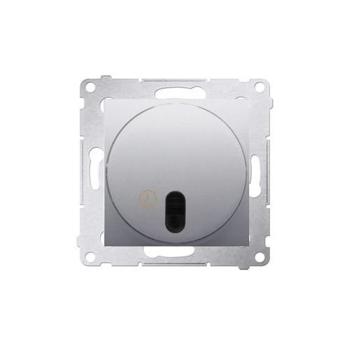 Łącznik wyłączenia Kontakt-Simon Simon 54 DWC10P.01/43 z opóźnieniem z przekaźnikiem moduł 82 A 230V wymagana instalacja trzy-przewoodowa srebrny (5902787826475)