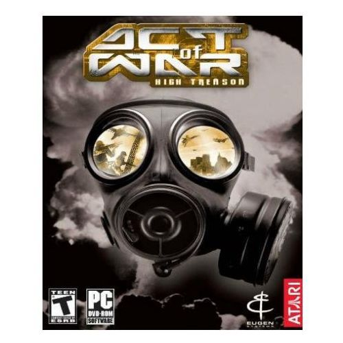 Act of War High Treason (PC)