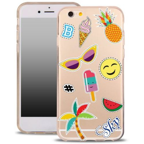 Etui  back case fashion do huawei p8 lite (mpa143) marki Qult