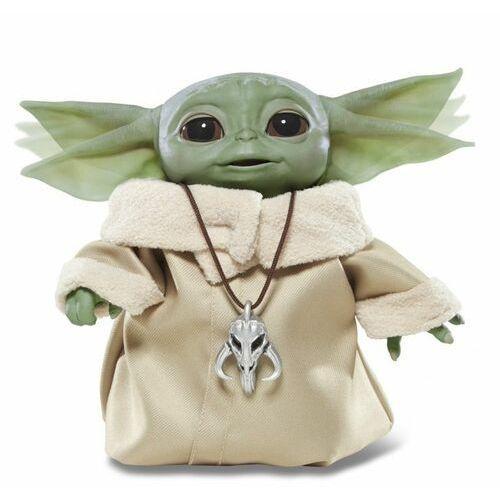 zabawka baby yoda interaktywny przyjaciel marki Star wars