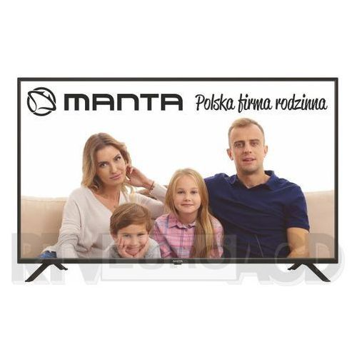 TV LED Manta 65LUA19S