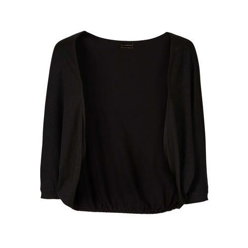 Bonprix Bolerko shirtowe czarny