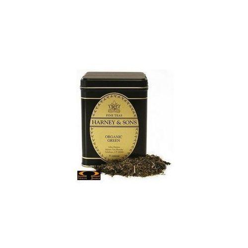 Herbata  organic green with citrus & gingko, puszka liściasta 114g marki Harney & sons