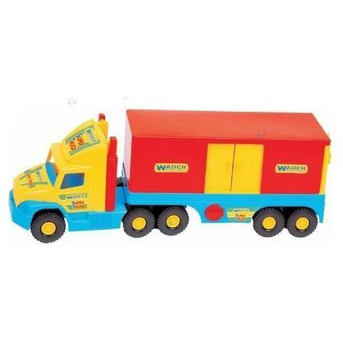 Super Truck Kontener - WADER 36510 - #A1, 1715
