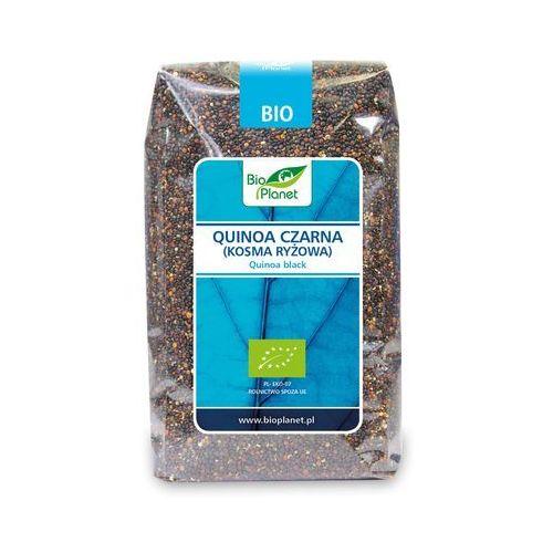Quinoa czarna (komosa ryżowa) bio 500 g - bio planet marki Bio planet - seria niebieska (ryże, kasze, ziarna