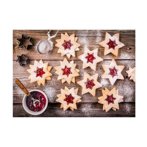 Deska kuchenna christmas stars 35 x 25 cm marki Alfa-cer