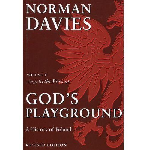 God's Playground 2. A History of Poland (616 str.)