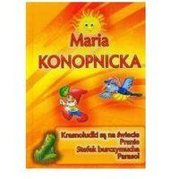 Krasnoludki sa na świecie Pranie Stefek burczymucha Parasol - Maria Konopnicka