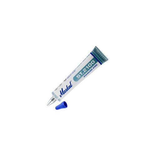 Markal ST2100 6mm marker stal nierdzewna niebieski (3660447205252)