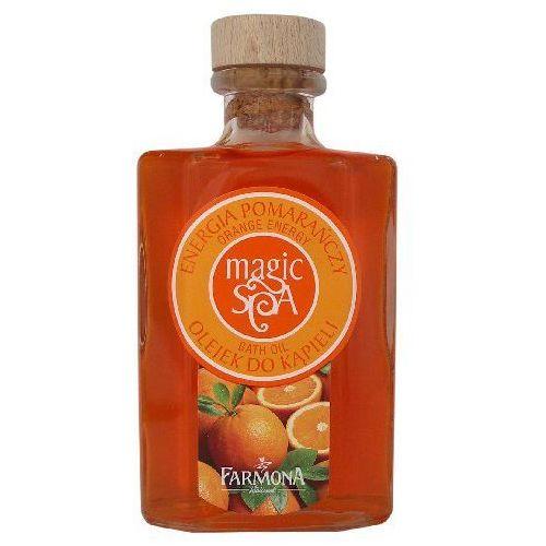 Farmona  aromaterapia magic spa olejek do kąpieli pomarańczowa energia - farmona