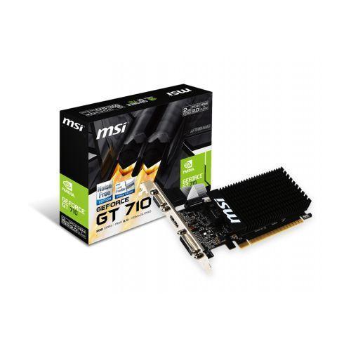 MSI GeForce GT710 2048MB 64bit Low Profile
