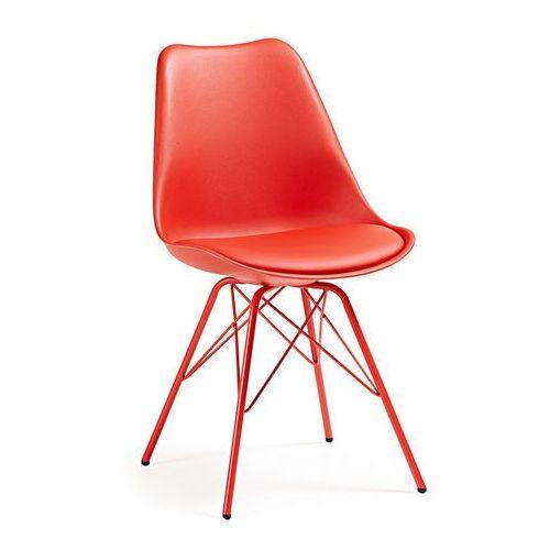 Laforma :: krzesło lars czerwone - czerwony