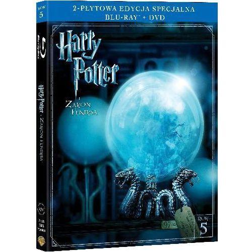 Harry Potter i Zakon Feniksa (2-płytowa edycja specjalna) (Blu-Ray) - David Yates DARMOWA DOSTAWA KIOSK RUCHU