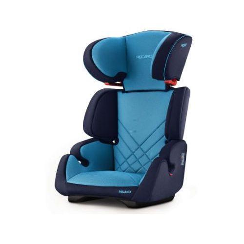 RECARO Fotelik samochodowy Milano Xenon Blue (4031953061776)