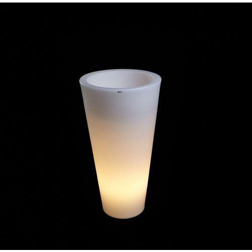 Donica podświetlana Della 75 cm (barwa ciepła)
