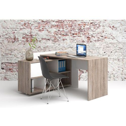 Function extra 4 biurko z regałem marki Tvilum