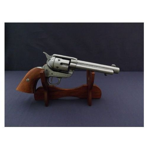 Replika rewolweru peacemaker na stojaku  model 1106g+801 marki Denix