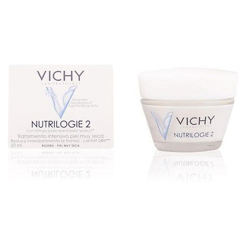 VICHY Nutrilogie 2 Krem nawilżający o dogłębnym działaniu skóra bardzo sucha 50ml (3337871307745)