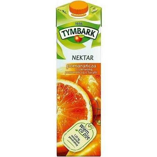 Nektar Tymbark z czerwonych pomarańczy sycylijskich 1L