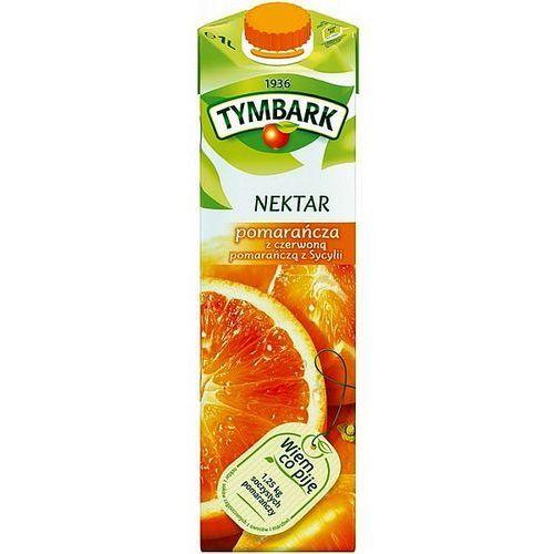 Tymbark Nektar  z czerwonych pomarańczy sycylijskich 1l