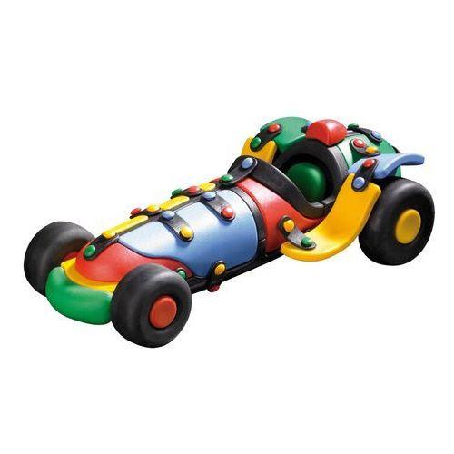 Zestaw do składania MIC-O-MIC Wesoły Konstruktor Samochód wyścigowy (4260126572508)