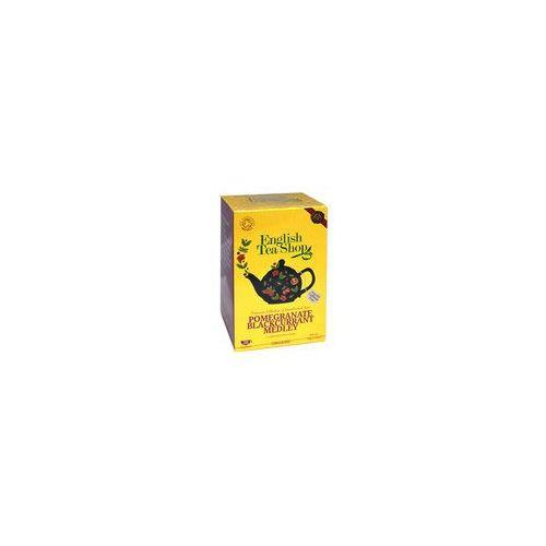 English tea shop Ets pomegranate blackcurrant medley 20 saszetek