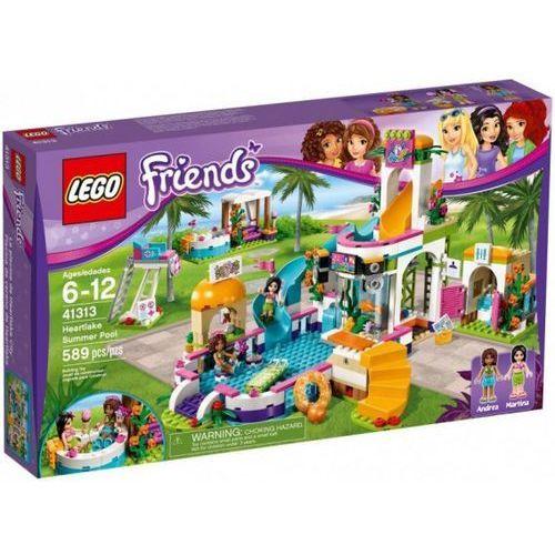 friends 41313 basen w heartlake marki Lego