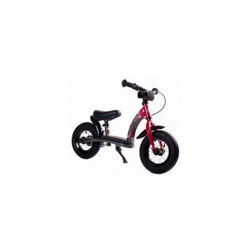 """Rowerek biegowy 10"""" niski od 2 lat  germany classic, kolor szary marki Bikestar"""