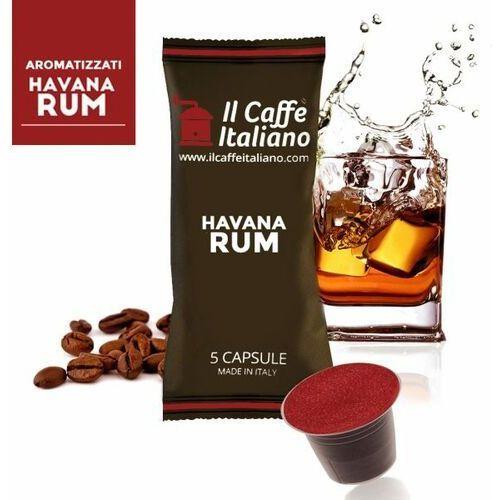 Havana Rum (kawa aromatyzowana) kapsułki do Nespresso – 5 kapsułek