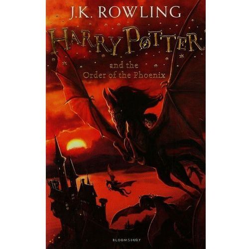 Harry Potter and the Order of the Phoenix, Bloomsbury