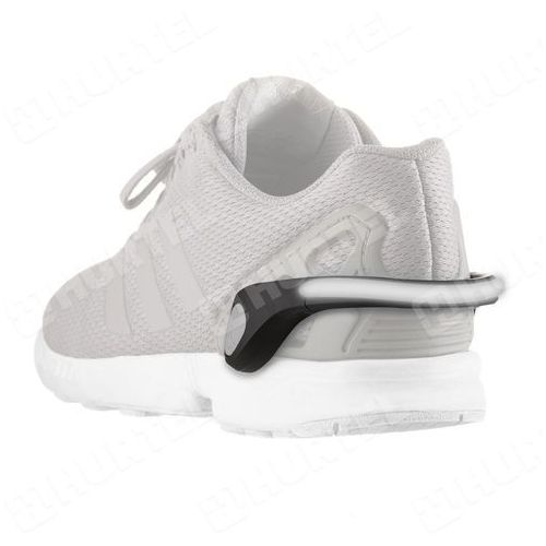 Świecąca opaska LED na buty do biegania wielobarwna - Wielobarwny