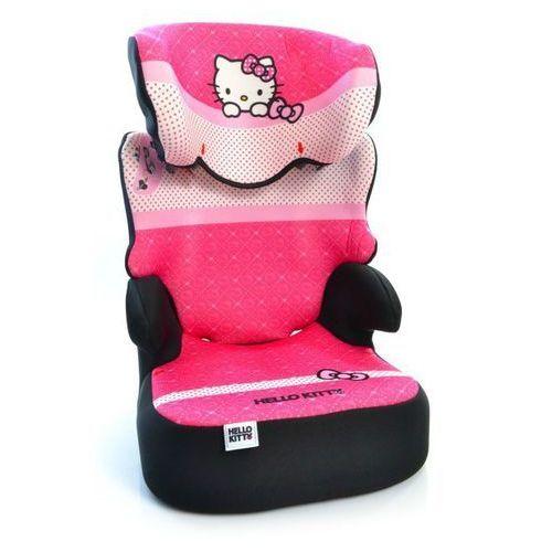 Fotelik samochodowy 15-36 kg  befix sp disney hello kitty marki Nania