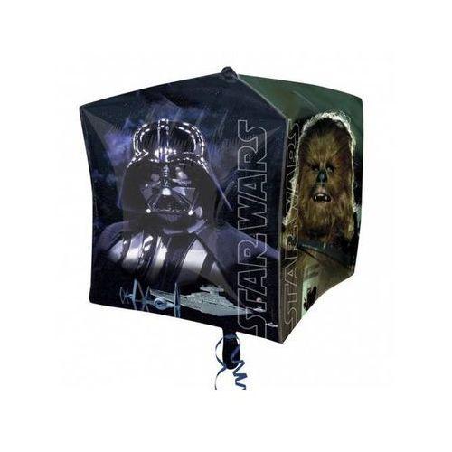 Balon foliowy sześcian Star Wars - 38 cm - 1 szt. (0026635303972)