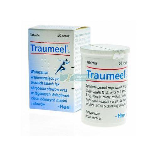 HEEL TRAUMEEL S - tabletki homeopatia