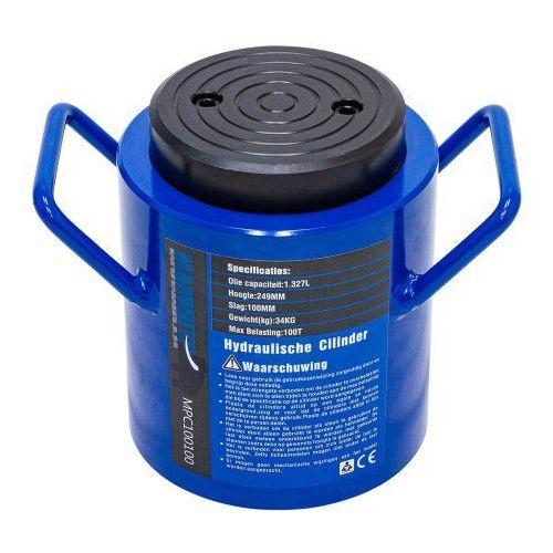 Cylinder standardowy hydrauliczny MPC 100 ton