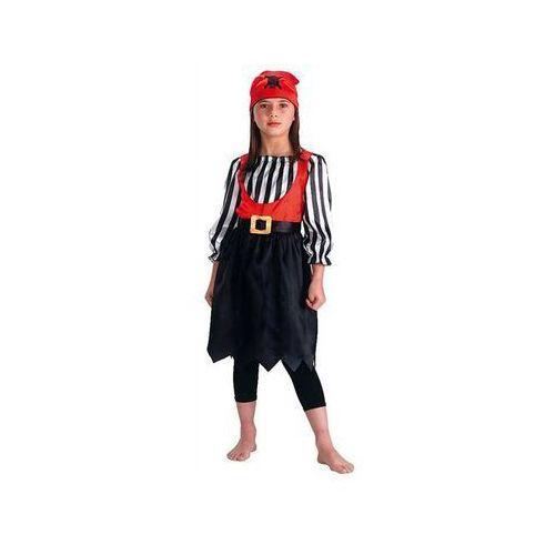 Carnival Kostium piratka korsarz dla dziewczynki