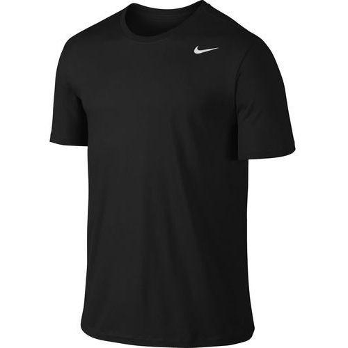 performance drifit tshirt basic black/white marki Nike