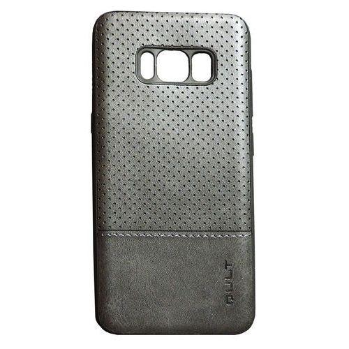 Etui QULT Back Case Drop do Samsung Galaxy G950 S8 Czarny