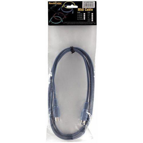Rockcable kabel midi - 6 m (19.7 ft) - blue