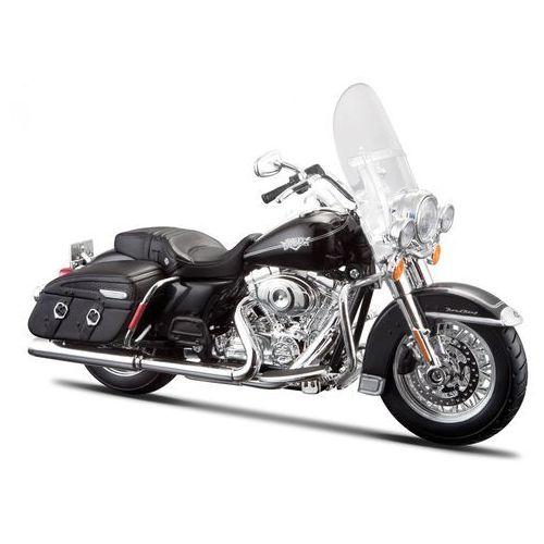 Maisto Model Motocykl Harley Davidson Road King Classic 1:12
