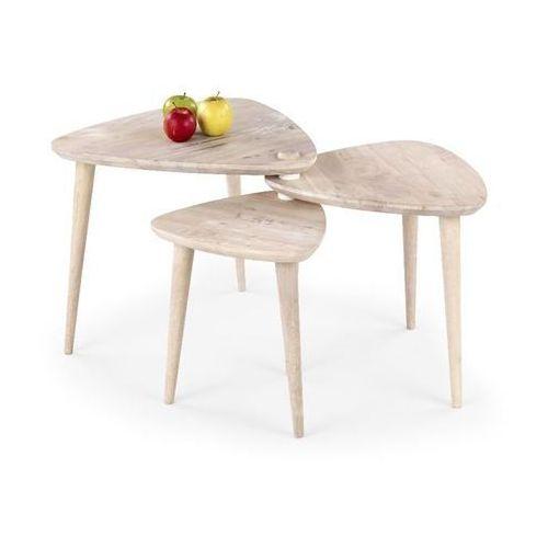 Style furniture Chatham zestaw stolików kawowych