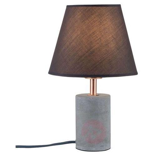 Prostoliniowo wykonana lampa stołowa z tkaniny Tem (4000870796221)