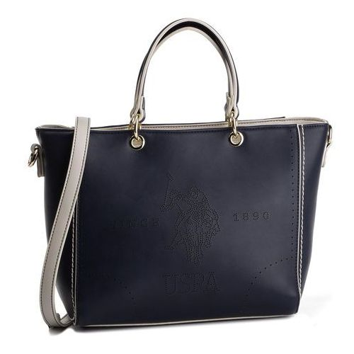 5633f58f49997 Torebki · U.s. polo assn. Torebka - barrington s d. handle bag  beuba039wvp212 navy