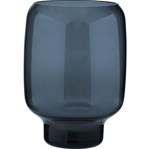 Hoop wazon szklany L, granatowy - Stelton (5709846022423)