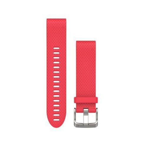 Garmin Pasek do zegarka sportowego fenix 5s rozmiar normalny różowy 010-12491-14 (0753759176914)