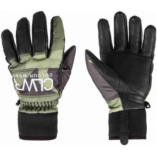 Rękawice - clwr rider glove asymmetric olive 510 (510), Clwr
