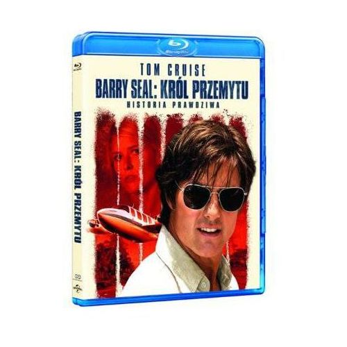 Barry Seal: Król przemytu (BD) (5902115604072)