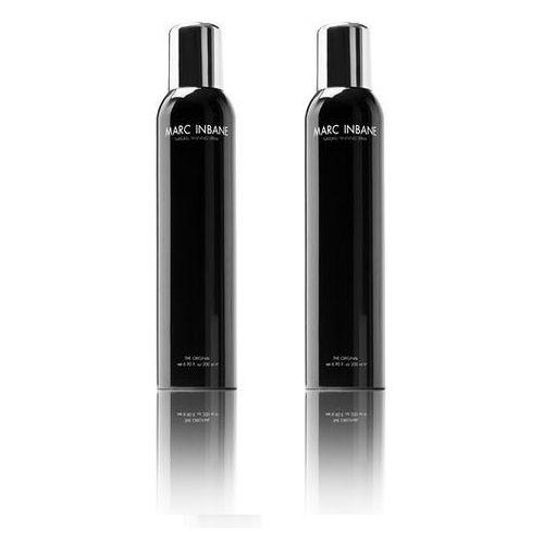 natural tanning | zestaw: spray samoopalający 2x200ml marki Marc inbane