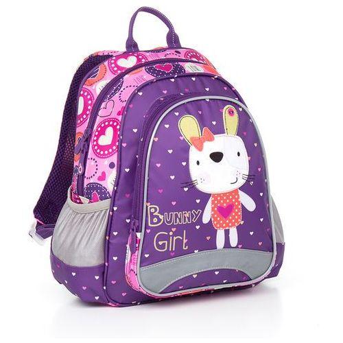 Plecak do przedszkola Topgal CHI 837 I - Violet, kolor fioletowy